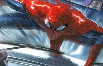 Superstars Mark Waid, James Robinson & Gabriele Dell'otto Join Forces for Marvel's SPIDER-MAN​: FAMILY BUSINESS OGN