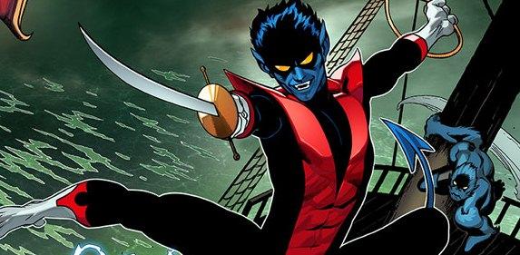 NIGHTCRAWLER RETURNS IN AMAZING X-MEN #1!