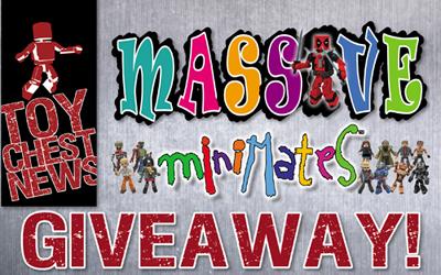 "ToyChestNews ""Massive Minimates Giveaway"""