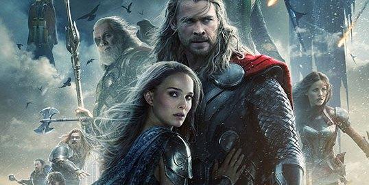 NEW – Thor: The Dark World Trailer!