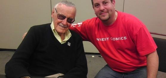Stan Lee: NYCC 2013