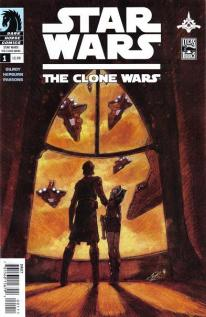 Star Wars Clone Wars 1 first Tano