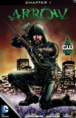 arrow 1 first john diggle