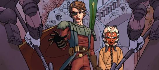 Comic Broker Report – April 2015