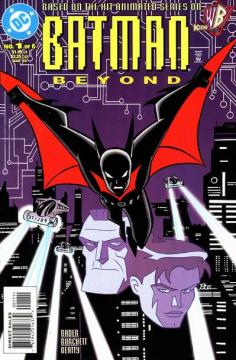 Batman Beyond #1 Vol 1 InvestComics