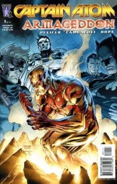 Captain Atom Armageddon 1 InvestComics