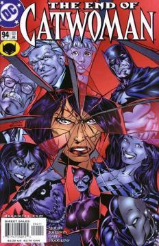 Catwoman #94 InvestComics