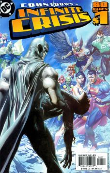 Countdown to Infinite Crisis 1 InvestComics
