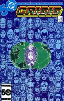 Crisis on Infinite Earths #5 InvestComics