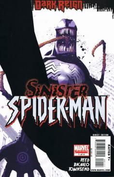 Dark Reign Sinister Spider-Man #1 InvestComics