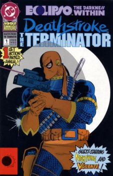 Deathstroke Annual #1 InvestComics