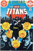 New Teen Titans Annual 2 InvestComics