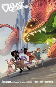 Rat Queens #1 InvestComics