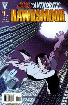 Secret History of The Authority Hawksmoor #1 InvestComics