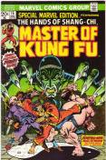 Special Marvel Edition Master of Kung Fu #15 InvestComics