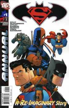 Superman Batman Annual #1 InvestComics