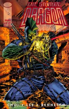 The Savage Dragon 13 InvestComics