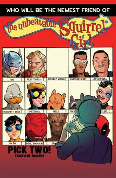 Unbeatable Squirrel Girl InvestComics
