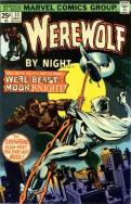 Werewolf By night 33 InvestComics
