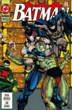 Batman #489 InvestComics
