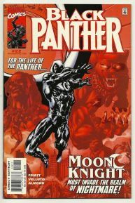 Black Panther #22 InvestComics