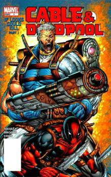 Cable and Deadpool #1 InvestComics
