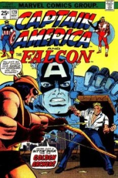Captain America #179 InvestComics