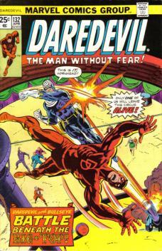 Daredevil #132 InvestComics