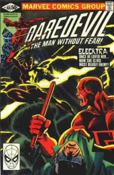 Daredevil #168 InvestComics