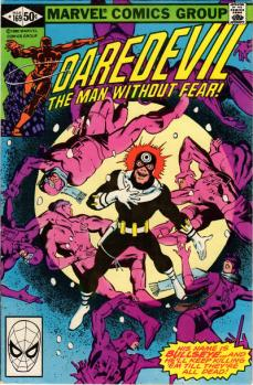 Daredevil #169 InvestComics