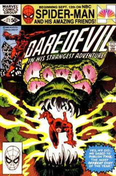 Daredevil #177 InvestComics