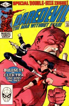 Daredevil #181 InvestComics