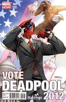 Deadpool #1 2013 InvestComics