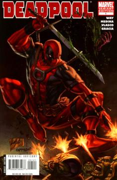 Deadpool #1 InvestComics