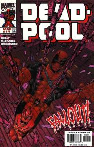 Deadpool #14 1998 InvestComics