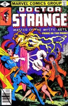 Doctor Strange #38 InvestComics