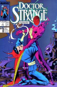 Doctor Strange Sorcerer Supreme #1 InvestComics