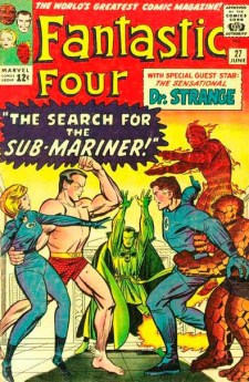 Fantastic Four #27 InvestComics