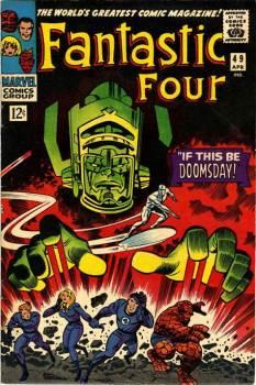 Fantastic Four #49 InvestComics