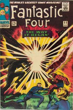 Fantastic Four #53 InvestComics