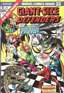 Giant Size Defenders #3 InvestComics