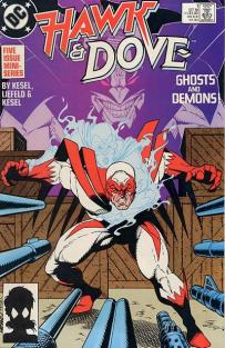 Hawk and Dove #1 InvestComics