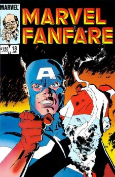 Marvel Fanfare #18 InvestComics