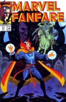 Marvel Fanfare #41 InvestComics