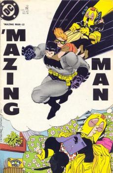 Mazing Man #12 InvestComics