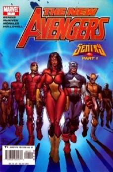 New Avengers #7 InvestComics