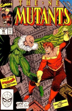 New Mutants #86 InvestComics