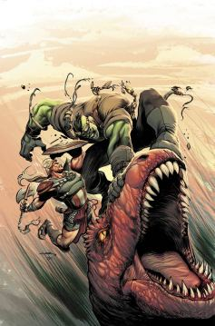 Planet Hulk #2 InvestComics