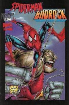 Spider-Man Badrock #1 InvestComics