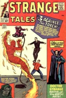 Strange Tales #122 InvestComics